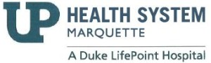 UP Health System Marquette Logo